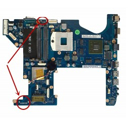 Samsung RF510 BA92-07112A مادربرد لپ تاپ سامسونگ