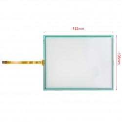 Wire Resistive Touch Screen 5.7 RZ370 تاچ اسکرین مقاومتی