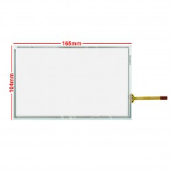 Resistive Touch Screen 7 inch 1301-X461/04-NA تاچ اسکرین مقاومتی