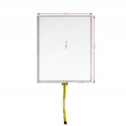wire Resistive Touch Screen 5.7 inch X431 تاچ اسکرین مقاومتی