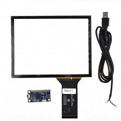 Capacitive Touch Screen 8 Inch تاچ اسکرین خازنی