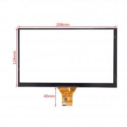 Capacitive touch Screen 9 inch تاچ اسکرین خازنی