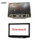 Lenovo Y50 Y50-70 قاب پشت و جلو ال سی دی لپ تاپ لنوو
