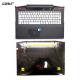 Lenovo Y700-17 Y700-17ISK قاب دور کیبرد و کف لپ تاپ لنوو
