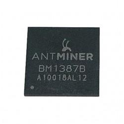 Computing BM1387B QFN chips IC Operation Ability Bitcoin چیپ ماینر