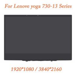پنل ال سی دی لپ تاپ اسمبلی lenovo Yoga 730 13