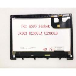 Asus Zenbook for Ux303 Ux303la Db51 پنل ال سی دی لپ تاپ اسمبلی