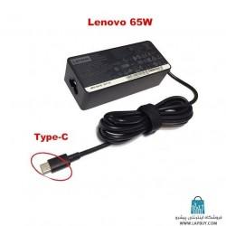 Lenovo 65W USB-C Type-C آداپتور برق شارژر لپ تاپ لنوو