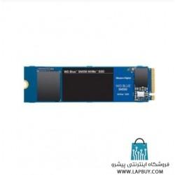 Western Digital 250GB WD Blue SN550 حافظه اس اس دی وسترن ديجيتال
