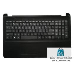 HP 255 G2 قاب دور کیبورد لپ تاپ اچ پی