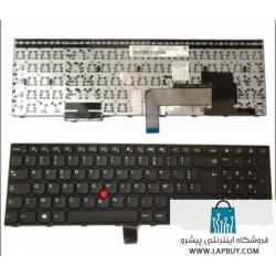 Lenovo ThinkPad E560 Series کیبورد لپ تاپ لنوو
