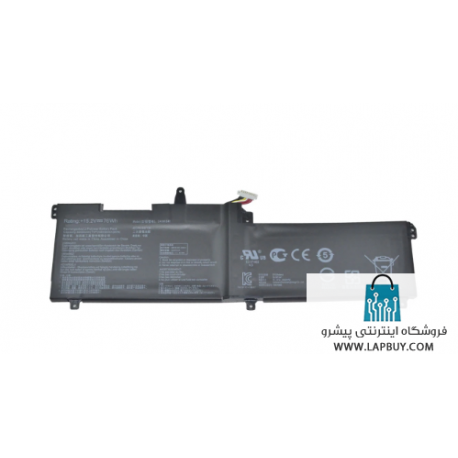 Asus GL702 Series باطری باتری لپ تاپ ایسوس