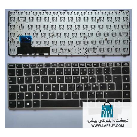 HP ELITEBOOK FOLIO 9480M کیبورد لپ تاپ اچ پی