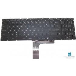 MSI GT83 Series With Backlite کیبورد لپ تاپ ام اس آی