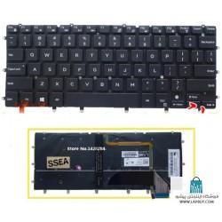 Dell Inspiron 15 9360 کیبورد لپ تاپ دل