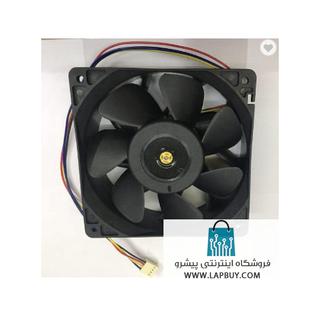 120x120x38mm 12V 2.7A 6300RPM for E10 فن ماینر
