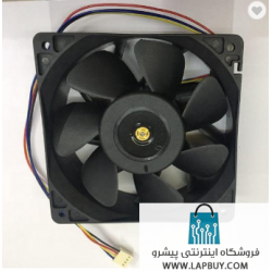 120x120x38mm 12V 2.7A 6300RPM for M3 فن ماینر
