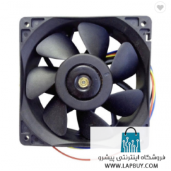120x120x38 Cooling Fan 4-pin Antminer Bitmain S7 فن ماینر