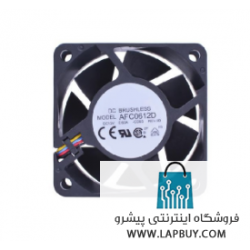 60x60x25 fan 12V 0.6A Antminer apw7 5000RPM AFC0612D فن ماینر
