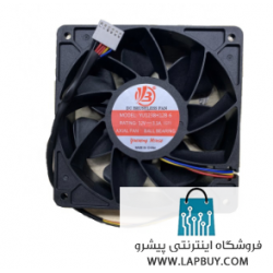 120x120x38 ball bearing axial fan 12V 3.3A 7000RPM YU1238H12B-6 miners Whatsminer Innosilicon فن ماینر