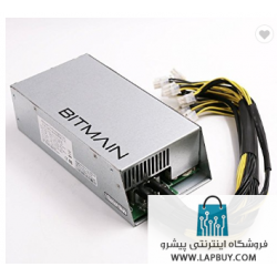 Power Supply APW3++ 1200W to 1600W for Bitmain AntMiner L3 Plus پاور ماینر