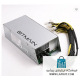 Power Supply APW3++ 1200W to 1600W for Bitmain AntMiner S9 پاور ماینر