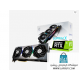 Graphics Card RTX 3080 SUPRIM X 10GB GDDR6 GAMING Card In Stock کارت گرافیک