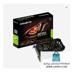 GIGABYTE GTX 1050TI 4GB OC GDDR5 GAMING Card In Stock کارت گرافیک