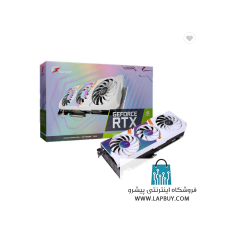 Colorful iGame RTX 3060 Ti Ultr W OC 8G For Desktop Gaming RTX 3060Ti کارت گرافیک