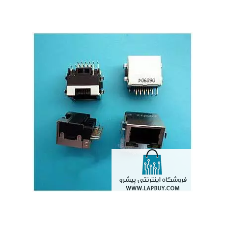 Dell Latitude E6430 سوکت شبکه لپ تاپ دل