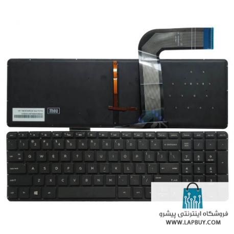 Hp Envy 15-K000 کیبورد لپ تاپ اچ پی
