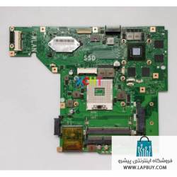 MSI GE60 2PC Apache مادربرد لپ تاپ ام اس آی