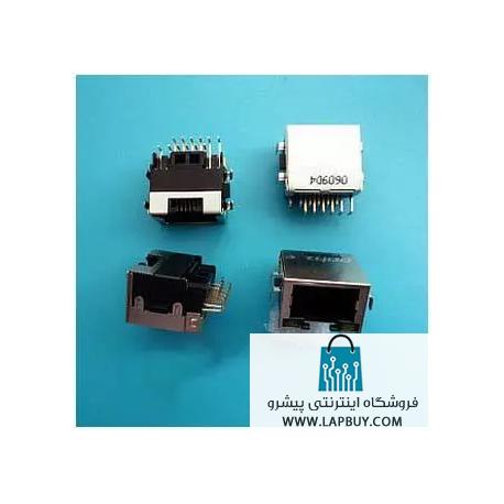 Asus N55 سوکت شبکه لپ تاپ ایسوس