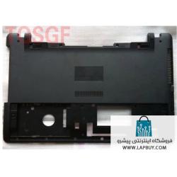 Asus K550 قاب کف لپ تاپ ایسوس