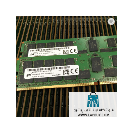 DDR4 32GB 2666 mhz Ram for Stock HPE DELL رم سرور
