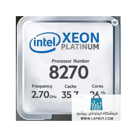 Platinum 8270 Processor 35.75M Cache, 2.70 GHz CPU سی پی یو سرور