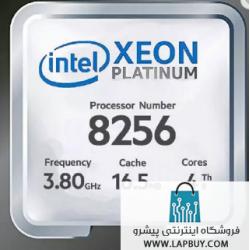 Xeon Platinum 8256 3.8Hz 4 Core Socket 3647 Server CPU سی پی یو سرور