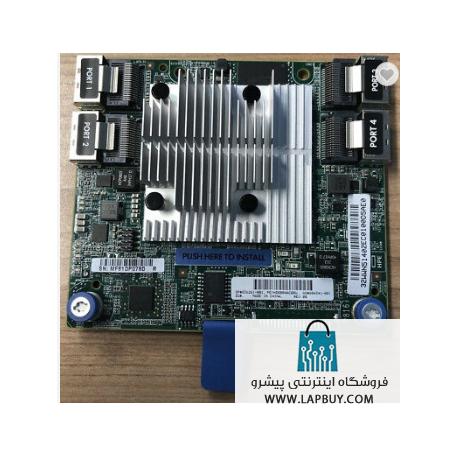 836261-001 HPE Smart Array P816I-A SR GEN10 4GB Cache کنترلر سرور