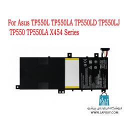 Asus TP550 باطری باتری لپ تاپ ایسوس