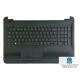Hp 250 G5 قاب دور کیبورد لپ تاپ اچ پی - به همراه کیبورد