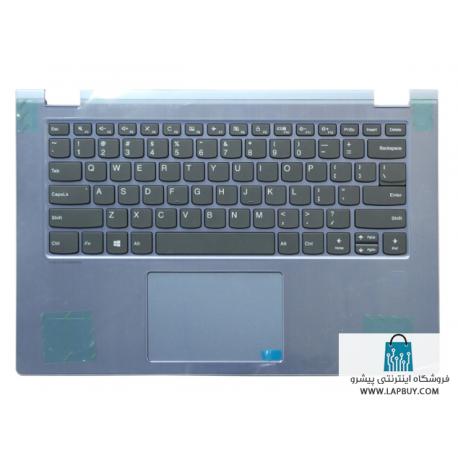 Lenovo yoga 530 14ikb قاب دور کیبورد لپ تاپ لنوو - به همراه کیبورد
