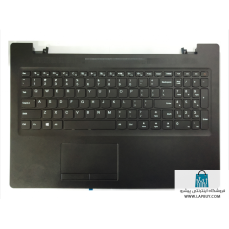 Lenovo IdeaPad 110 Series قاب دور کیبرد و کف لپ تاپ لنوو - به همراه کیبورد
