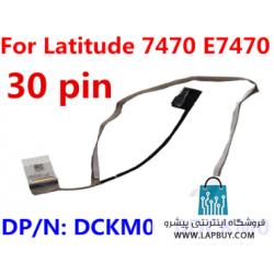 Dell Latitude E7470 کابل فلت لپ تاپ دل