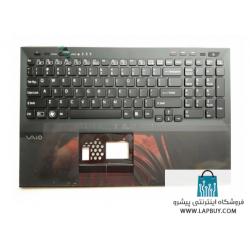 Sony VAIO VPC-SE SERIES قاب دور کیبورد لپ تاپ سونی