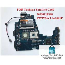 Toshiba Satellite C660 Series مادربرد لپ تاپ توشیبا